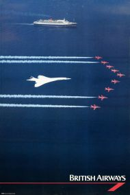 concorde-and-quenn-mary-2-british-airways